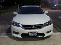Honda Accord 3,5L 2013