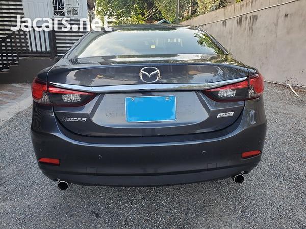 Mazda 6 2,0L 2014-5