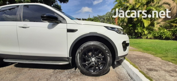 Land Rover Discovery Sport 2,0L 2017-3