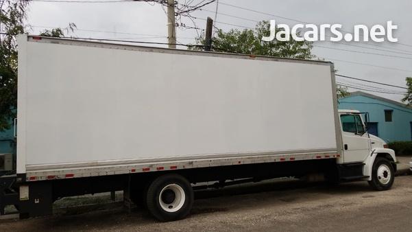 2003 Freightliner FL70 Box Body Truck-4
