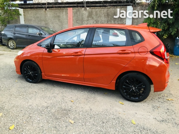 Honda Jazz 1,5L 2018-6