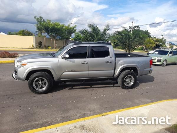 Toyota Tacoma 2,7L 2016-13