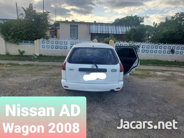 Nissan AD Wagon 1,5L 2008-2