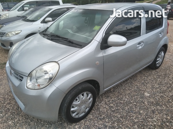 Toyota Passo 1,0L 2012-1
