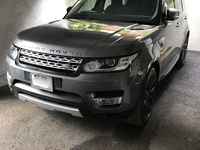 Land Rover Range Rover Sport 3,0L 2014