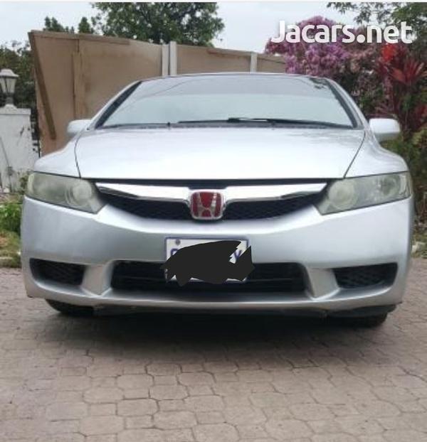 Honda Civic 1,8L 2011-5
