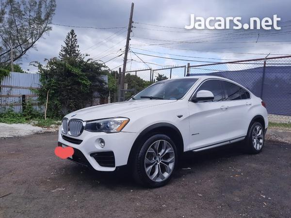 BMW X4 3,0L 2016-2