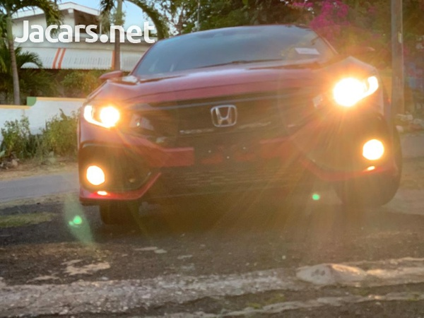 Honda Civic 1,5L 2019-6