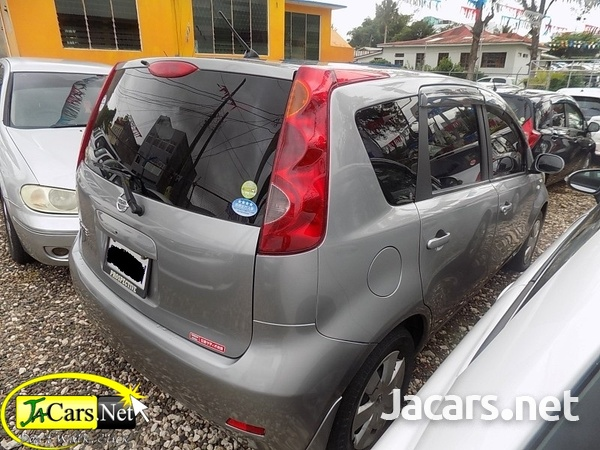 Nissan Note 1,2L 2009-8