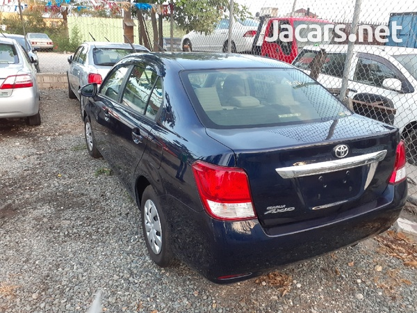 Toyota Axio 1,4L 2015-3
