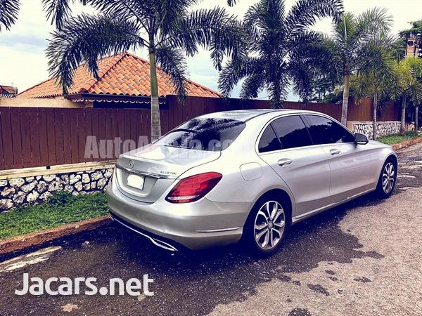 Mercedes-Benz C-Class 2,0L 2015-5
