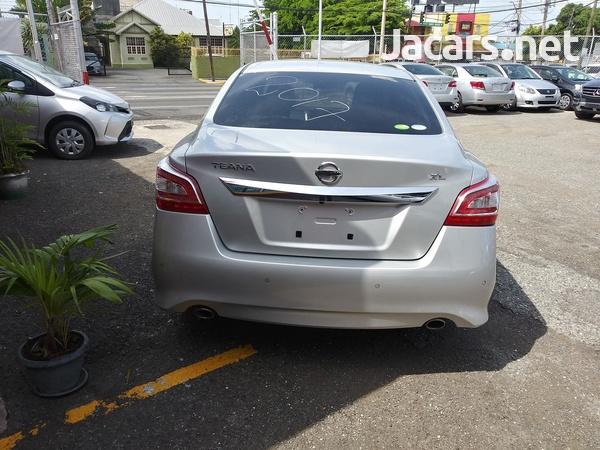 Nissan Teana 2,4L 2017-15
