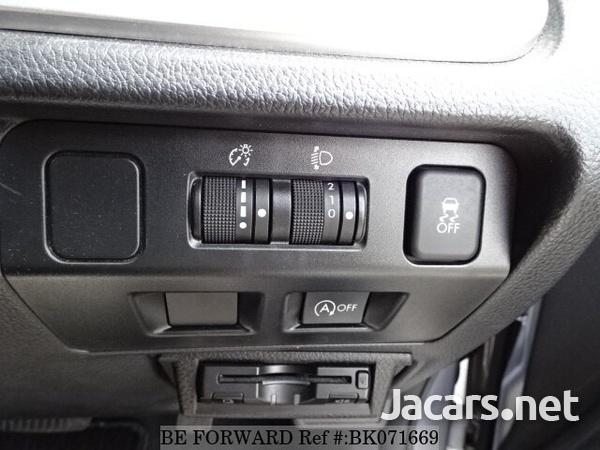 Subaru G4 2,0L 2015-10