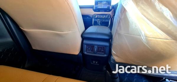 Toyota RAV4 2,0L 2021-10