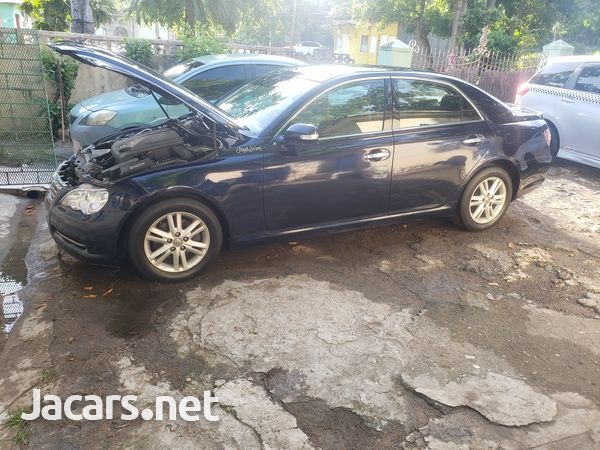 Toyota Mark X 2,5L 2008-8