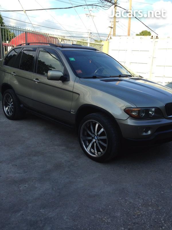 BMW X5 3,0L 2005-7