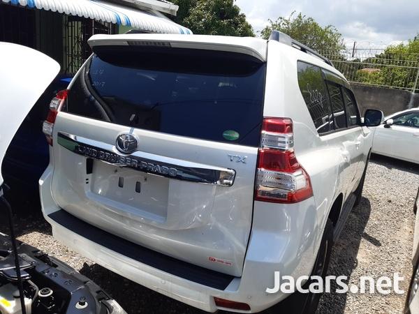 Toyota Prado 2,5L 2017-5