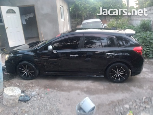Subaru Impreza 2,0L 2015-12
