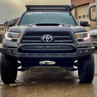 Toyota Tacoma High Clearance Front Metal Bumper Kit