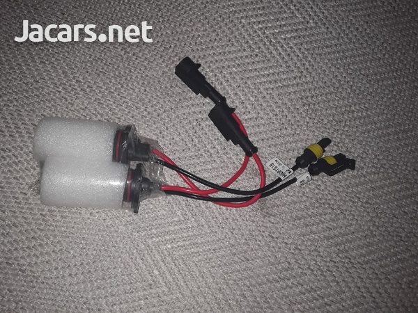 New 9006 HID bulbs and used ballast-1