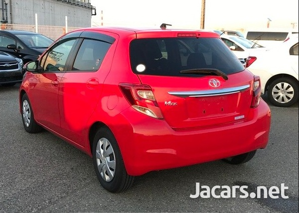 Toyota Vitz 1,3L 2016-2