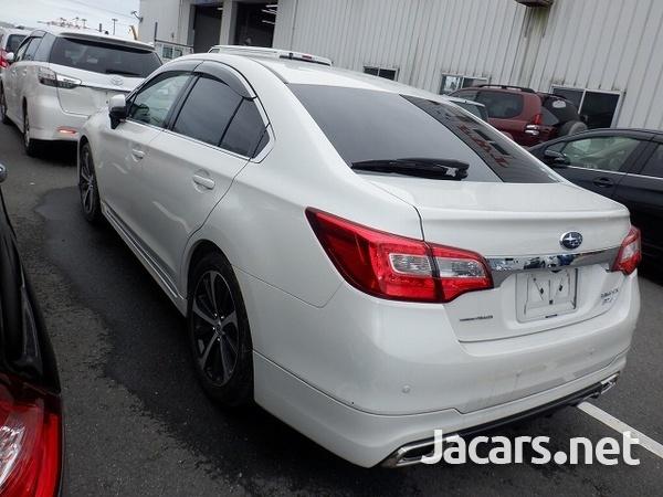 Subaru Legacy 2,5L 2015-4