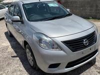 Nissan Latio 2,0L 2014