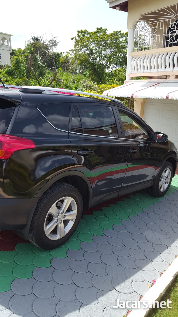 Toyota Rav4 1,9L 2013-6