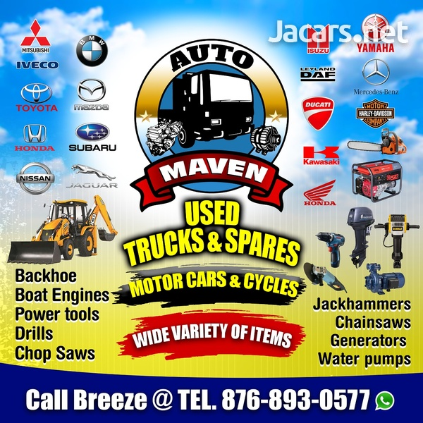 For all your trucks and spares needs