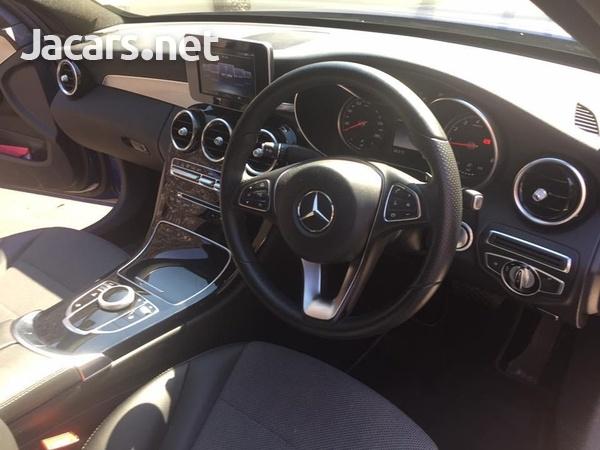 Mercedes-Benz C-Class 2,0L 2016-8