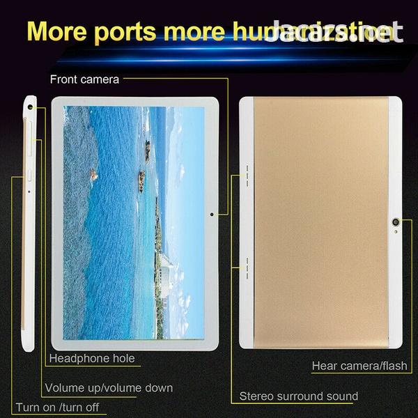 10.1inch Tab 8+128g Android 8.0 GPS+ WiFi Dual SIM Tablet-6