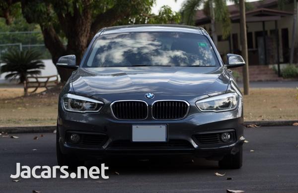 BMW 1-Series 1,6L 2016-2