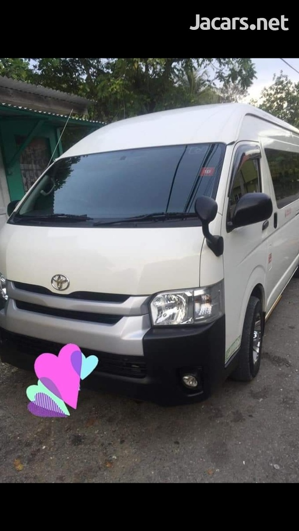 Toyota Hiace Bus 2,7L 2015-1