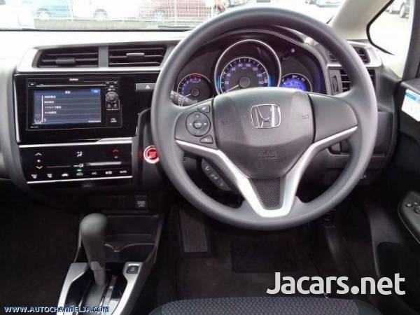 Honda Fit 1,3L 2018-8