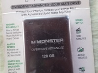 128 GB Monster Overdrive