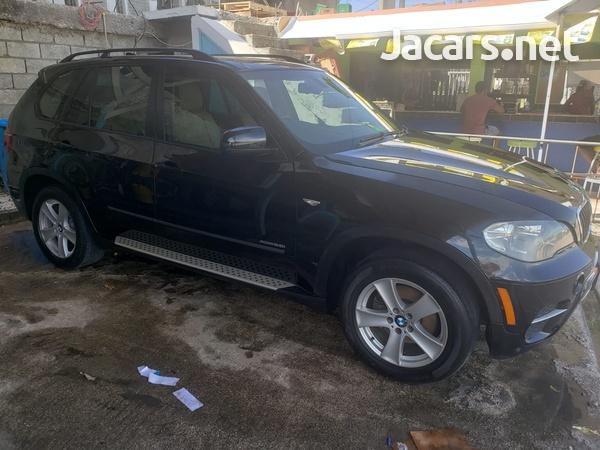 BMW X5 3,0L 2011-2