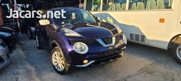 Nissan Juke 1,5L 2015-3