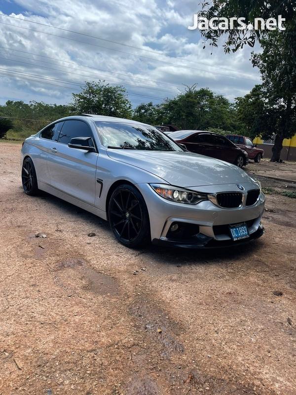 BMW 4-Series 2,5L 2014-4