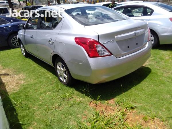 Nissan Latio 1,2L 2012-2