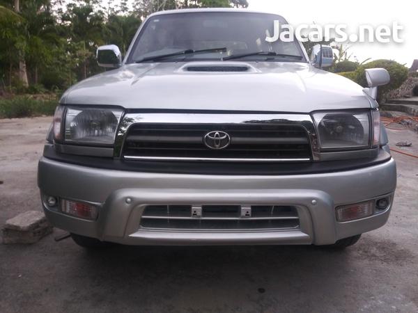 Toyota Hilux 2,7L 1999-2