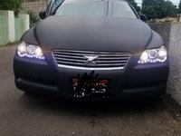 Toyota Mark X 2,5L 2007