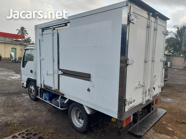 2012 Isuzu Elf Freezer Truck-3