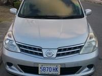 Nissan Tiida 1,3L 2011