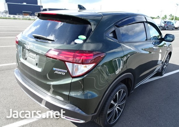 Honda HR-V 1,5L 2015-8