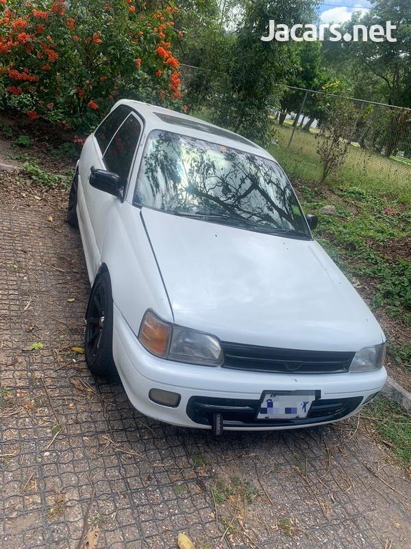 Toyota Starlet 1,5L 1990-3