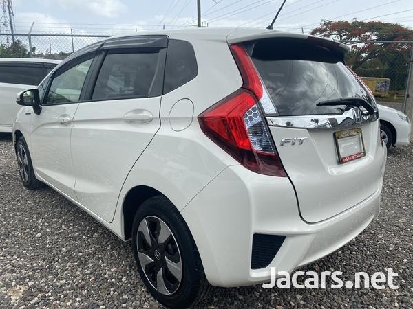 Honda Fit 1,5L 2016-6