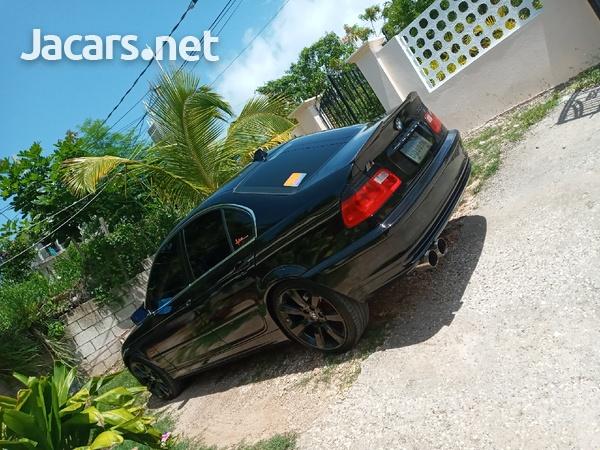 BMW 3-Series 2,5L 2001-8
