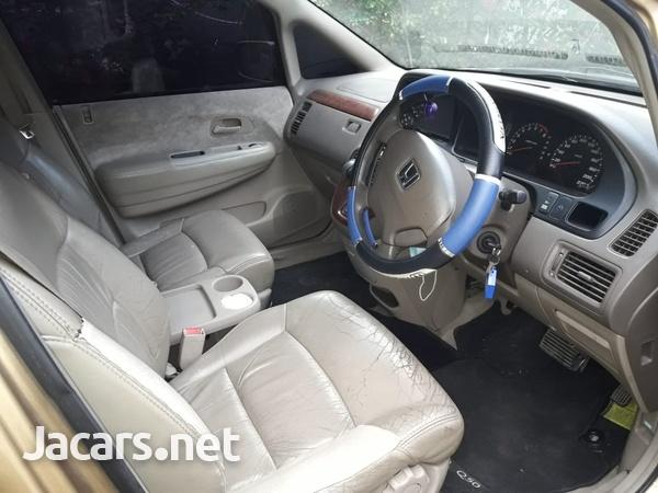 Honda Odyssey 2,0L 2001-4