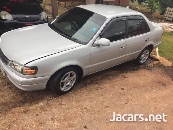 Toyota Corolla 1,5L 1997-4