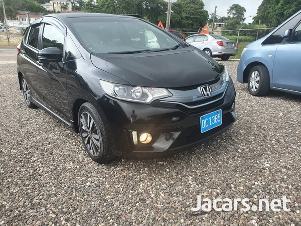 Honda Fit 1,5L 2014-12